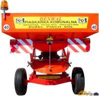 piaskarka 1200 cigniona napd hydrauliczny 380l-550kg 1